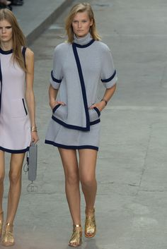 The Thought Process of Experiencing a Chanel Fashion Show - Man Repeller