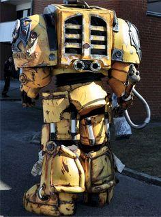 Best Warhammer 40K Costume Ever