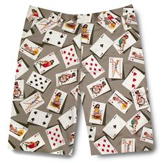 Boxers poker face