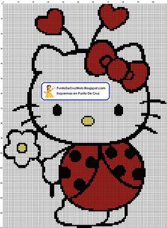 Ladybug Hello Kitty Disguise