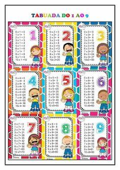 Alphabet Activities, Math Activities, Jigsaw Puzzles For Kids, Numbers For Kids, Kids Math Worksheets, Teacher Inspiration, Kindergarten Reading, Math For Kids, Teaching Math