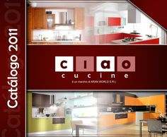 CIAO CUCINE CATÁLOGO 2011 ] by Abraham Cruz, via Behance | [ CIAO ...