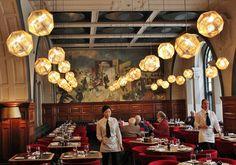 Tom Dixon Design - Restaurant at the Royal Academy