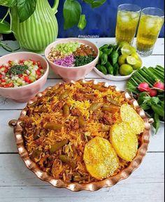 Iran Food, Yummy Bites, Persian Culture, Food Tasting, World Recipes, Dessert Recipes, Desserts, Culinary Arts, Iranian