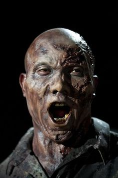 Hines Ward zombie killed on The Walking Dead | The Morning Freak Show - 96.1 Kiss
