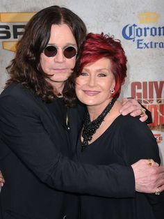 sharon and ozzy | paper The Sun (via RadarOnline ) is reporting that Sharon and Ozzy ...