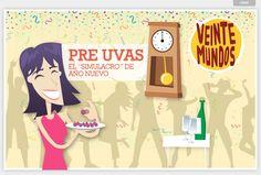 """VeinteMundos Magazines """"Pre unvas - el simulacro de ano nuevo"""" (at least II, 4)"""
