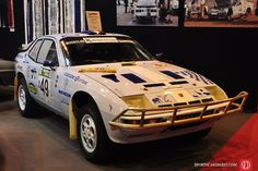 Photo gallery, award winners and report from Salon Retromobile held February at Porte de Versailles in Paris, France. Porsche 924, Old School Cars, Carrera, Rally, Offroad, Cool Cars, Super Cars, Safari, Transportation