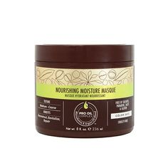 $36 BUY NOW If only we could go back to the beginning, back to when our hair was only starting to sprout and the damage hadn't already been done. Did you know it's almost inevitable to experience breakage? Fortunately for us, Macadamia's pro-status treatment masque resolves all hair mishaps with a blend of argan, tea tree, and macadamia oil.