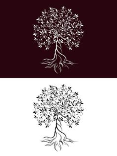 yggdrasil tattoo \ yg rapper ` yg ` yggdrasil tattoo ` yggdrasil ` yg entertainment ` yg treasure ` yg wallpaper ` yg and kehlani Tree Of Life Art, Tree Of Life Jewelry, Tree Art, Yggdrasil Tattoo, Olive Tree Tattoos, Pine Tree Tattoo, Celtic Tree Tattoos, Tree Of Life Tattoos, Logo D'art