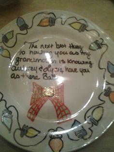 Great grandparent gift