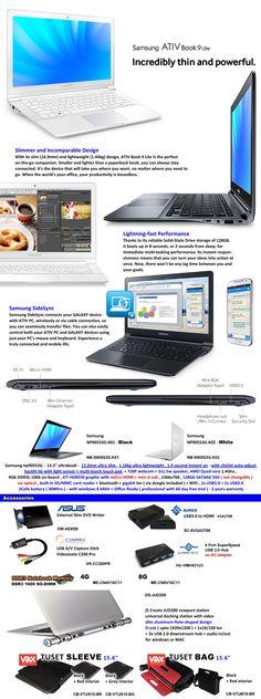 Samsung ATIV Book9 Lite