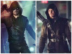 Arrow  or Ra's al Ghul?