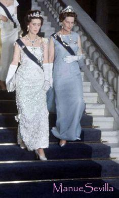 DINASTÍAS   Los Foros de la Realeza • Ver Tema - ESCALERA DE ATENAS. Gala Juan Carlos y Sofia