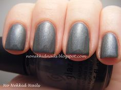 No Nekkid Nails: China Glaze Wicked Collection Immortal
