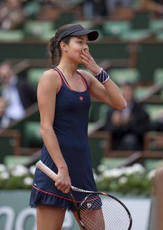 Ana Ivanovic - French Open 2013