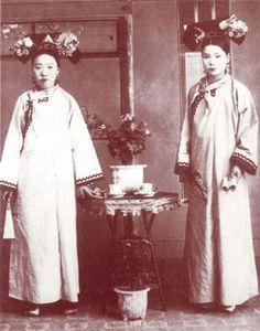 Manchu Cheongsam Chi-pao
