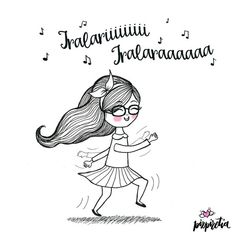 Huele a fin de semana!! www.pizpiretia.com #diseñografico #humor #ilustraciones #humorgrafico #imagenesdivertidas #pizpiretia