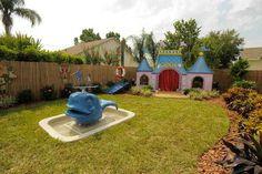 My Yard Goes Disney - First Episode