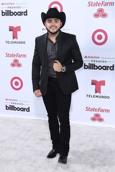 Pin for Later: See All the Style From the Billboard Latin Music Awards Gerardo Ortiz
