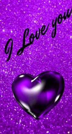 Love Wallpapers Romantic, Romantic Love, Pretty Wallpapers, Beautiful Love Pictures, Love You Images, Purple Wallpaper Iphone, Heart Wallpaper, Purple Quotes, Love Backgrounds