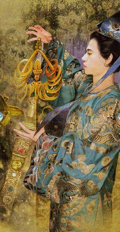 The Magician - China Tarot