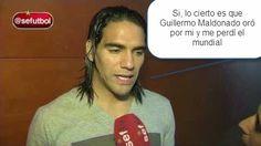 Cerca a la Medianoche: Guillermo Maldonado ora y declara sobre Falcao, y ...