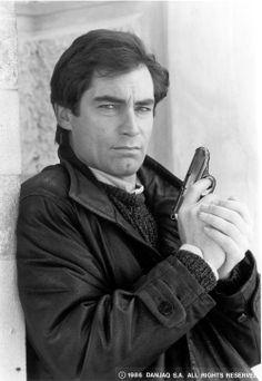 The Living Daylights Timothy Dalton as James Bond