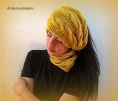 Jamás tus tejidos serán iguales entre sí. Laura Barrios.: En Argentina están de moda.