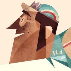 """""""MUD"""", il ciclista infangato,  è in vendita da qui, da ora, solo per 72 ore. for sale here http://www.tonki.it/limited - Tonki."""