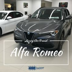 #NewBlogPost #NewVideo We had the opportunity to check out the Luxury Car Brand Alfa Romeo! Our local dealership, Towne Alfa Romeo gave a walkthrough of their latest models including the 2017 Alfa Romeo Giulia, 2017 Alfa Romeo Giulia Quadrifoglio and 2018 Alfa Romeo Stelvio! Be sure to stick around to the end to check out our Test Drive of the 2018 Alfa Romeo Stelvio! Don't forget to Like, Share and Subscribe to Tech Daddy! #AlfaRomeo #Giulia #Quadrifoglio #Stelvio #CarLovers #Cars…