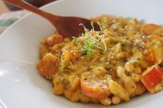 Risotto, Food And Drink, Meat, Chicken, Ethnic Recipes, Cubs