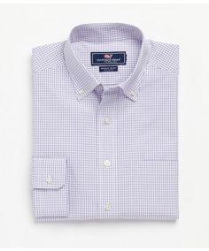 @vineyardvines Pinkey Tattersal Murray Shirt!   www.keenelandgiftshop.com