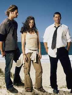 "I miss ""Lost""... as much as it aggrivated the crap out of me.  :)"