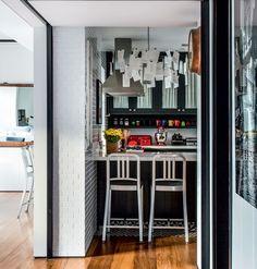 Apartamento com cara de casa no Rio de Janeiro