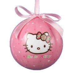 Hello Kitty : Christmas Ornament