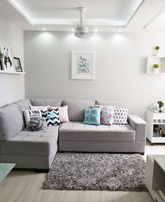 Luxury Home Decoration Ideas Code: 2984300729 Home Living Room, Interior Design Living Room, Living Room Designs, Living Room Decor, Bedroom Decor, Home Room Design, Girl Bedroom Designs, Decoration, Home Decor
