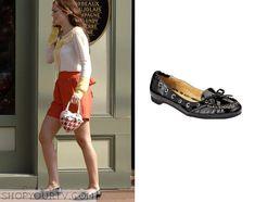 Gossip Girl: Season 2 Episode 2 Blair's Black Loafers