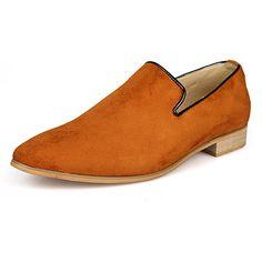 Homme Chaussures Daim Printemps   Automne Confort   Nouveauté Mocassins et  Chaussons+D6148 Jaune   Vert   Bleu marine   Maillots de bain bd3f2fb157e