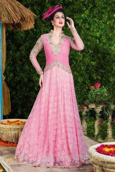 http://www.mangaldeep.co.in/salwar-kameez/unstitch-salwar-kameez/stunning-pink-unstitched-party-wear-salwar-kameez-5431 For further inquiry whatsapp or call at +919377222211