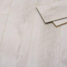 Loft - White Laminate Flooring