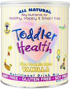 Toddler Health Nutritional Drink Mix, Rice Vanilla 10 servings - http://yourpego.com/toddler-health-nutritional-drink-mix-rice-vanilla-10-servings/?utm_source=PN&utm_medium=http%3A%2F%2Fwww.pinterest.com%2Fpin%2F368450813235896433&utm_campaign=SNAP%2Bfrom%2BHealth+Guide