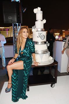 The Hottest Photos of Jennifer Lopez This Year Deserve All of the Fire Emoji When She Celebrated Her Birthday in Style