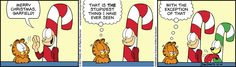 Garfield by Jim Davis for Dec 14, 2017   Read Comic Strips at GoComics.com