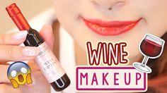 KimDao reviews the Chateau Labiotte Wine makeup from Korea!