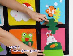 Diy Toys, Plastic Cutting Board, Early Education