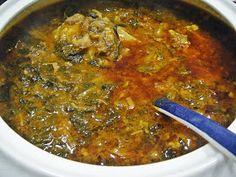 Maryam's Culinary Wonders: Iraqi Tomato Spinach Stew