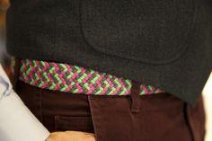 Nouveaux coloris chez Billy Belt pour la saison prochaine #mode #homme #ceinture #billybelt #menswear #mensfashion #belt