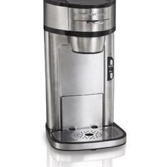 Hamilton Beach The Scoop Single-Serve Coffeemaker – 49981Product DescriptionThe Scoop Single-Serve Coffeemaker goes where no coffeemaker has gone before, brewing hotter, faster and better-tasting coffee than most gourmet machines out there. #myrrhshop #onlineshoppingnetwork #onlineshopping #onlineshop #coffee&espresso #buykitchenappliance #buyhomeappliance #smallappliances http://homeappliances.myrrhshop.com/product/hamilton-beach-49981a-single-serve-scoop-coffee-maker/
