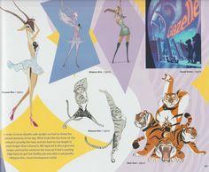 Concept art book parte 2 (more pages) by ZootopiaFanART on DeviantArt